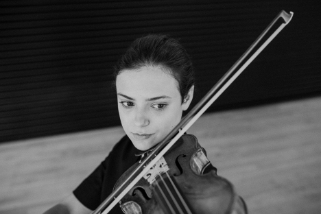 jaga violin